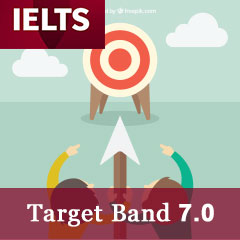Passing IELTS with 7.0