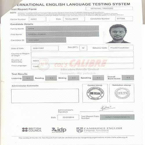 Communicative English   IELTS   TOEFL iBT   PTE   OET   BEC